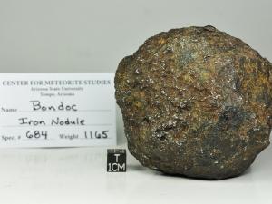 Bondoc-Meso-1.1kg-nodule-ASU-label
