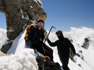 Gran-Paradiso-4061m-me-and-Radek-photo-R.-Grochowski