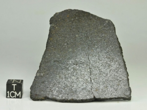 NWA 5928 ureilite 40g, differend angle show small vein like area filled by graphite and dimonds